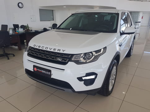 LAND ROVER Discovery Sport SE 2.2