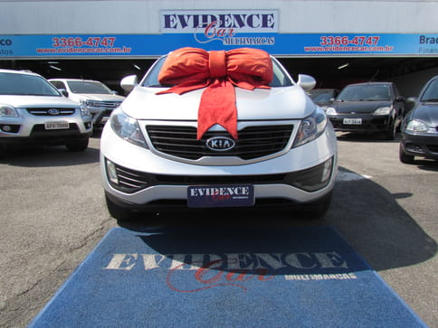 SPORTAGE 4X2-AT LX 2.0 16v(N.Serie) 4P   2011 FLEX
