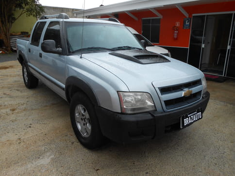 S-10 COLINA (C.Dup) 4X4 2.8 TB-IC   2010 DIESEL