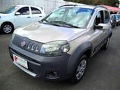2013 FIAT UNO EVO WAY 1.4 8V ETA/GAS (NAC) 4P