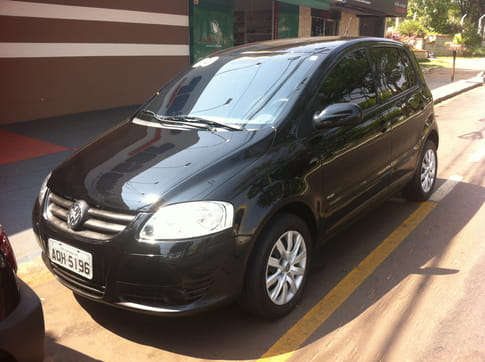 VOLKSWAGEN FOX PLUS 1.6MI 1.6MI TOTAL FLEX 8V 4P