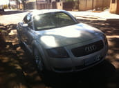 AUDI TT COUPE 1.8 20v TURBO 2P
