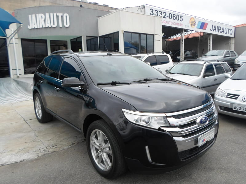 FORD EDGE AWD 3.5 V6 DURATEC 24V AUT.