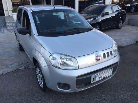 FIAT UNO EVO VIVACE (CELEBRATION 5) 1.0 8V FLEX 4P