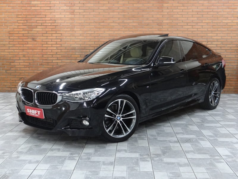 BMW 328I 2.0T 16V VVT GT
