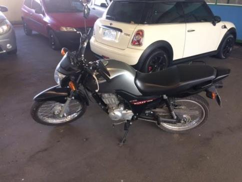 HONDA CG 125 TITAN-KS