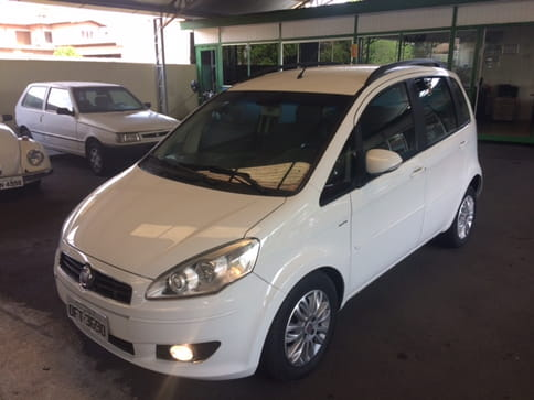 FIAT IDEA ESSENCE DUALOGIC 1.6 16V