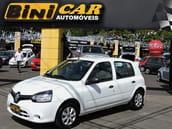 RENAULT CLIO HATCH AUTHEN.1.0 16v(Hi-Flex) 4p