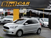 FORD KA HATCH SE 4P FLEX