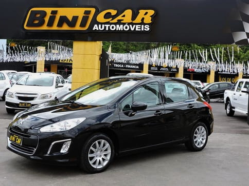 PEUGEOT 308 HATCH ACTIVE 1.6 16V 4P