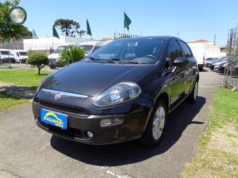 FIAT PUNTO ATTRACTIVE ITALIA 1.4 8V FLEX