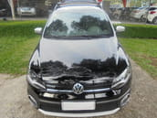 2014 VOLKSWAGEN SAVEIRO CROSS CD 1.6 16V  T.FLEX