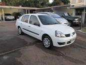 2007 RENAULT CLIO SEDAN AUTHENTIQUE 1.6 16v