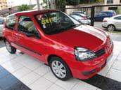 2012 RENAULT CLIO CAMPUS 1.0 16V 2P FLEX