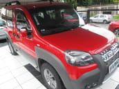 2013 FIAT DOBLO ADVENTURE 1.8 16V