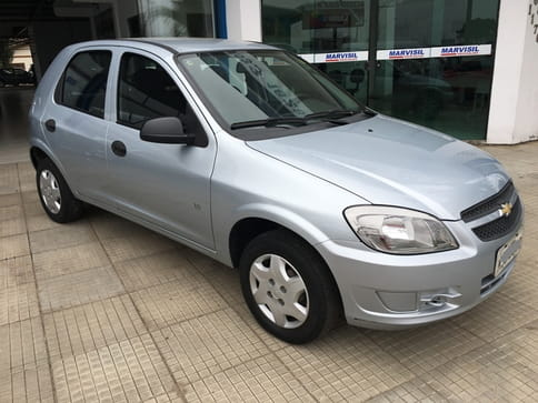 CELTA LS 1.0 4P 2012 FLEX