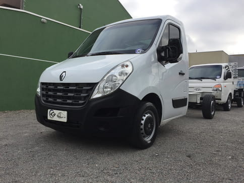 RENAULT 2.3 DCI MASTER CHASSI CABINE LH1 16V