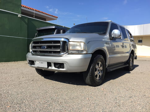 FORD F-250 TROPICAL 4.2Tb 4P
