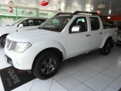 2012 NISSAN FRONTIER LE CD 4X4-AT 2.5 TB-IC 4P