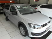 2016 VOLKSWAGEN SAVEIRO CS 1.6 MI 8V TOTAL FLEX G6
