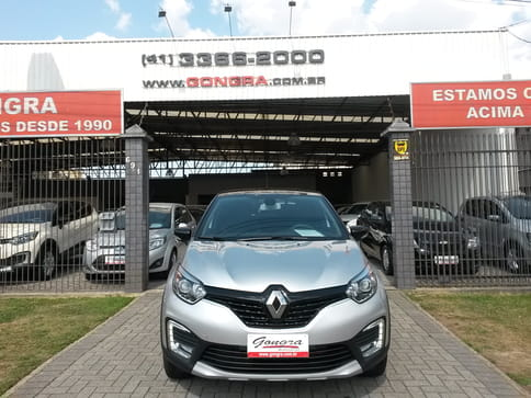 CAPTUR INTENSE 2.0 16V 5p AUT 2018 FLEX