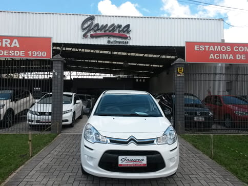 CITROEN C3 ORIGINE PURE TECH 1.2 FLEX 12V MEC