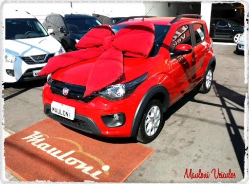 FIAT MOBI WAY ON 1.0 FIRE FLEX 5p