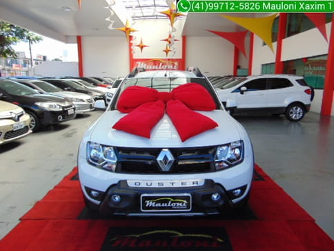RENAULT DUSTER 1.6 DYNAMIQUE 4X2 16V FLEX 4P MANUAL