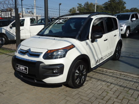 Citroen AIRCROSS TENDANCE 1.6 FLEX 16V 5P MEC.