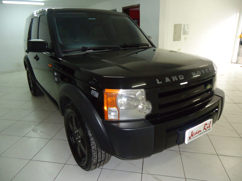 LAND ROVER DISCOVERY-3 4X4 S 2.7 V-6(Aut.) 4P