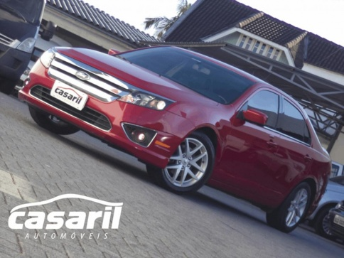 FORD FUSION SEL 2.5 16V(AT) GAS. (IMP) 4P