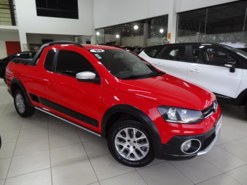 VOLKSWAGEN SAVEIRO CROSS 1.6 16V G6 CE