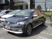 2017 VOLKSWAGEN SAVEIRO CROSS CE TOTAL FLEX