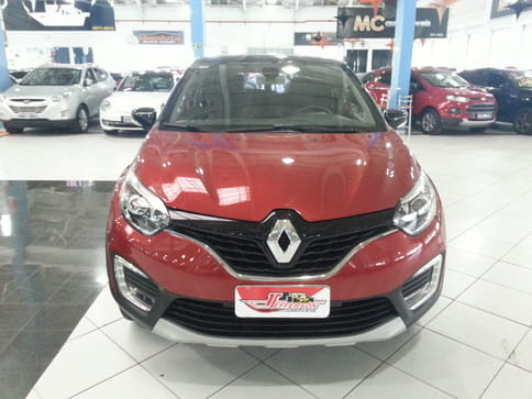 Captur Intense 1.6 Automatica 2018 FLEX