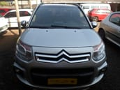 2011 CITROEN C-3 AIRCROSS EXCLUSIVE 1.6 16V