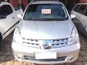 2012 NISSAN LIVINA SL 1.8 16V AUT. FLEX 4P