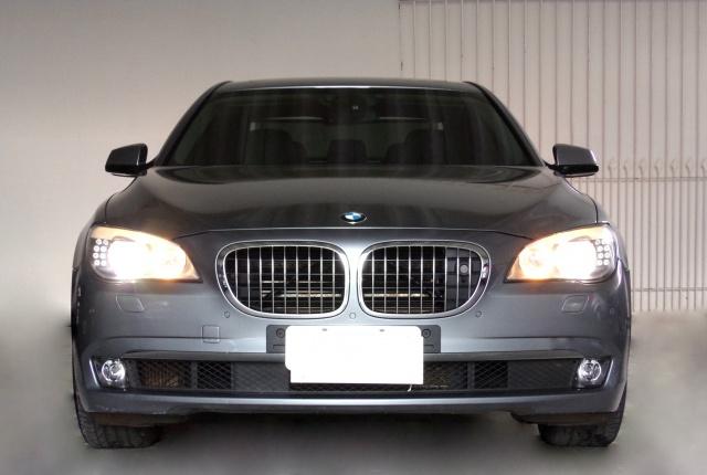 BMW 750i 4.4 24v 4P