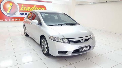 HONDA CIVIC SEDAN LXL SE 1.8 FLEX 16V MEC.