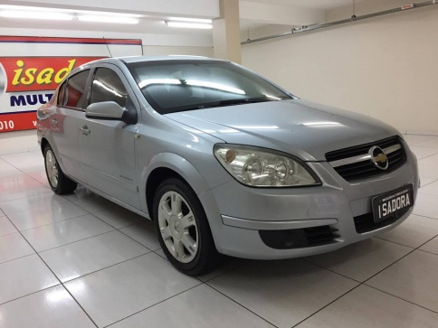 CHEVROLET VECTRA EXPRESSION 2.0 8v(FLEXPOWER) 4p