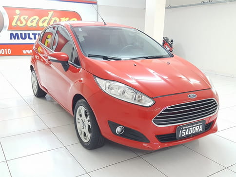FORD NEW FIESTA HATCH 1.5