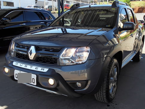 DUSTER OROCH 2.0 16V FLEX DYNAMIQUE  2016 FLEX