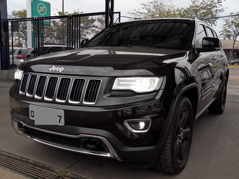 GRAND CHEROKEE LIMITED 3.0 TB 2015 DIESEL