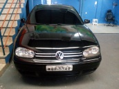2006 VOLKSWAGEN GOLF 1.6 MI  PLUS Gas. 4P
