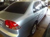 2004 HONDA CIVIC SEDAN LX L-AT 1.7 16v(Aut.) 4p