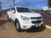 CHEVROLET S10 PICK-UP LT 2.8TDI 4x4 CD DIESEL