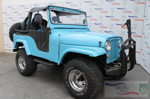WILLYS WILLYS OVERLAND (GAS)