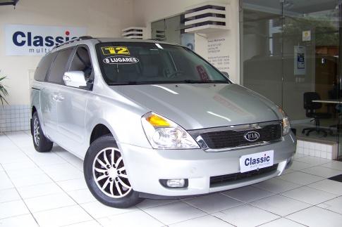 KIA CARNIVAL EX 3.5 V6 24V 276CV AUT