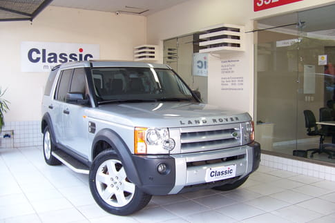 LAND ROVER DISCOVERY-3 4X4 HSE 2.7 TD V-6(Aut.) 4P