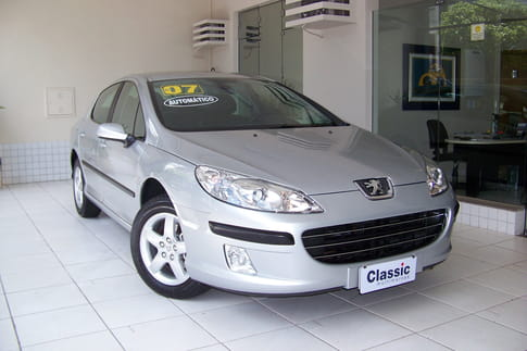 PEUGEOT 407 SEDAN ALLURE 2.0 16v(Tiptr.) 4P