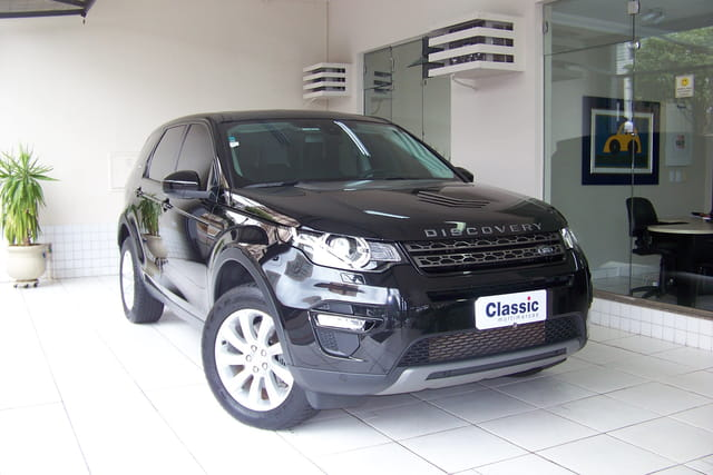 LAND ROVER DISCOVERY SPT SD4 SE